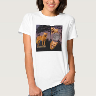 3 Roxy Moon T-shirt