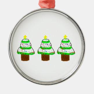 3 RPGFACTS Christmas tree ornament
