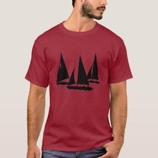 3 Sailboats T-Shirt