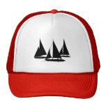 3 Sailboats Trucker Hat