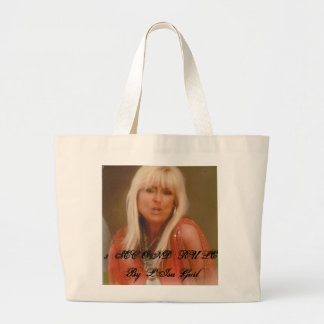 3 Second Rule Tote Canvas Bags
