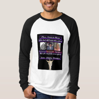 3 sisters in Christ T-Shirt