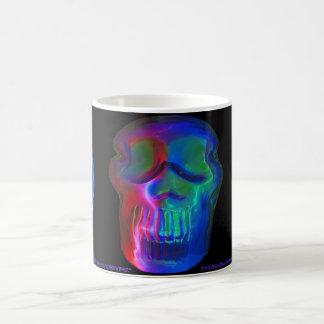 3 Skulls Morphing mug