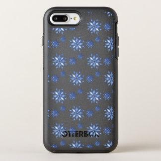 3 Snowflakes OtterBox Symmetry iPhone 7 Plus Case