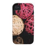 3 Spheres.jpg Case-Mate iPhone 4 Carcasas