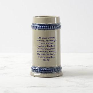 3 Sqmeals # 100 Stein Mug