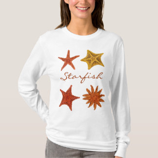 3 Starfish T-Shirt
