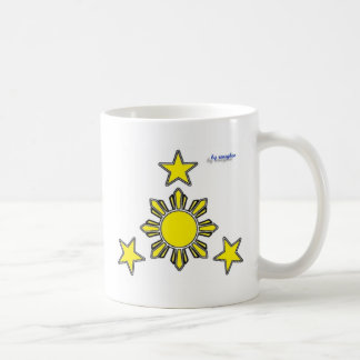 3 stars & a sun coffee mug