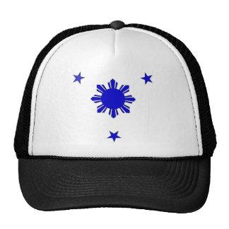 3 Stars & A Sun Trucker Hat