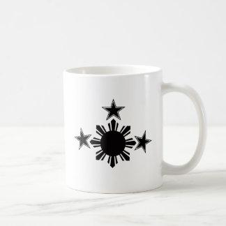 3 Stars and A Sun Coffee Mug