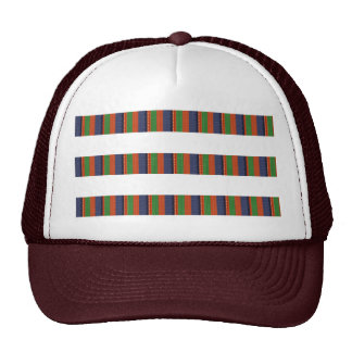 3 strikes COLORFUL THREE STRIPES lowprice ARTISTIC Mesh Hat