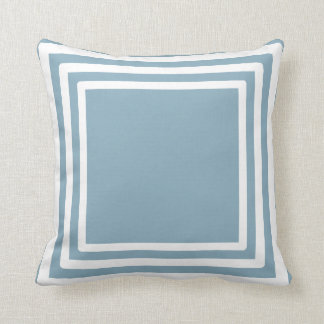 3 Stripe/Square Pattern Choose the colour Pillow 2