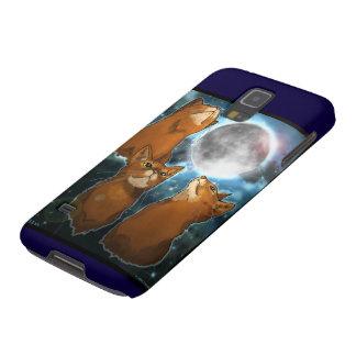 3 Strollercat Moon Samsung 5 Case