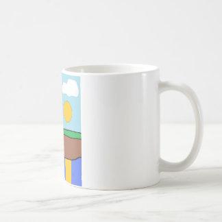 3 SUNS COFFEE MUG