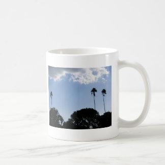 3 Tall Palms Coffee Mug