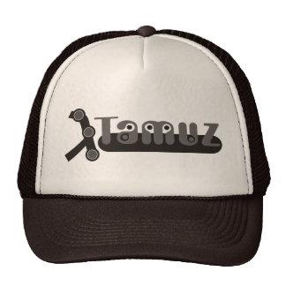 3 tamuz trucker hat