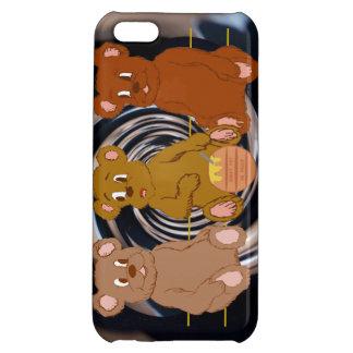 3 Teddies iPhone Case