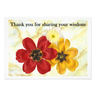 3 Thank you for sharing your wisdom Invites