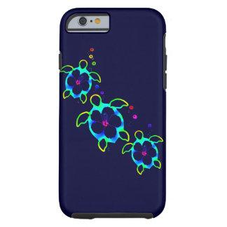 3 Tie Dyed Honu Turtles iPhone 6 Case