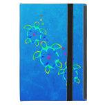 3 Tie Dyed Honu Turtles iPad Mini Cases