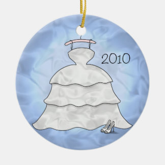 '3 Tier Taffeta' Ornament