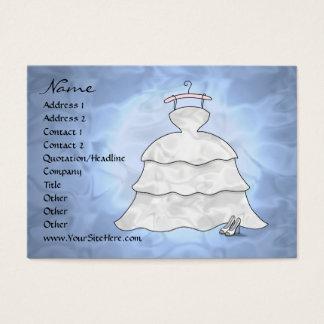 '3 Tier Taffeta' Profile Card