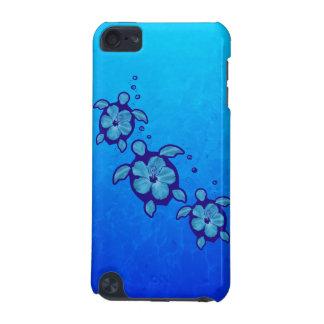 3 tortugas azules de Honu Funda Para iPod Touch 5