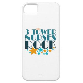 3 Tower Nurses Rock iPhone SE/5/5s Case