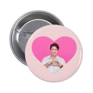 <3 Trudeau Button
