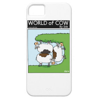 3 vacas que pastan iPhone 5 protector