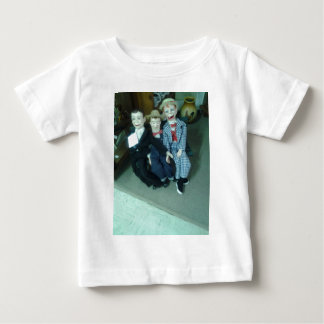 3 Vantrillaqest Dolls Products Baby T-Shirt