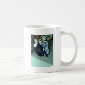3 Vantrillaqest Dolls Products Classic White Coffee Mug