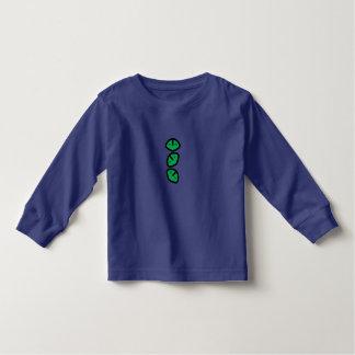 3 Vertical Alien Heads Shirt