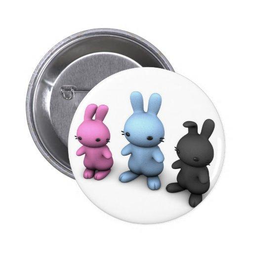 3 wabbits lindos pin