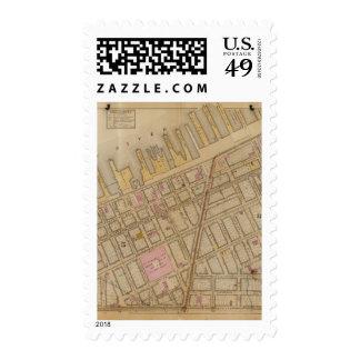 3 Wards 5, 8 Postage Stamp