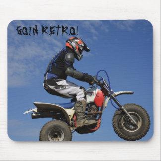 3 wheeler  , GOIN RETRO! Mouse Pad