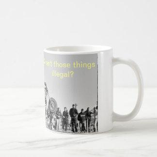 3 wheeler mug