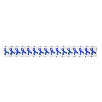 "3"" Wide Satin Colon Cancer Awareness Ribbon Blank Ribbon"