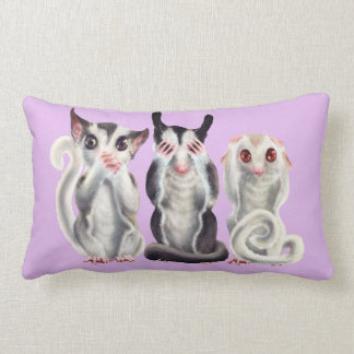 3 wise gliders lumbar pillow