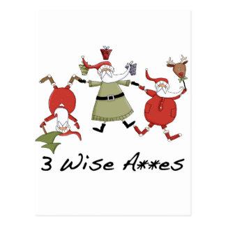3 Wise Men Postcards