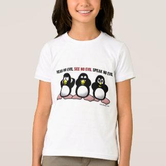 3 Wise Penguins Light T-Shirt