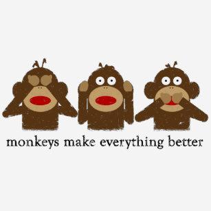 0e83064c Lab Monkey T-Shirts - T-Shirt Design & Printing   Zazzle