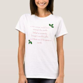 3 wise women T-Shirt