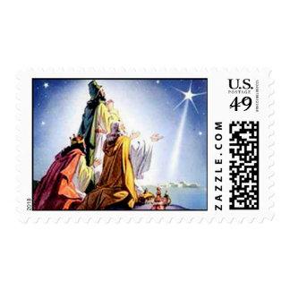 3 wisemen stamp