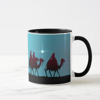 3 WISEMEN & STAR by SHARON SHARPE Mug