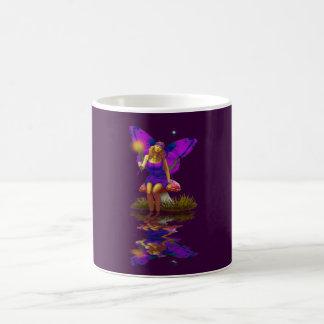 3 Wish Faerie Mugs
