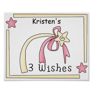 3 Wishes Poster