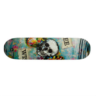 3 wishes skateboard