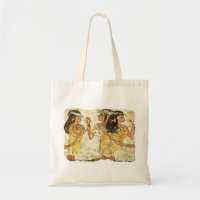 3 women tote bag