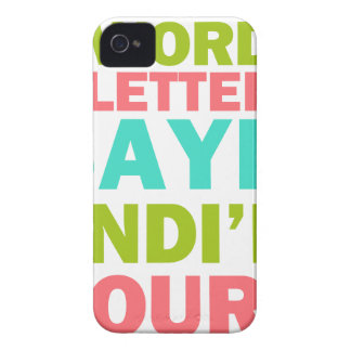 3 Words 8 Letters Say it And I'm Yours iPhone 4 Case